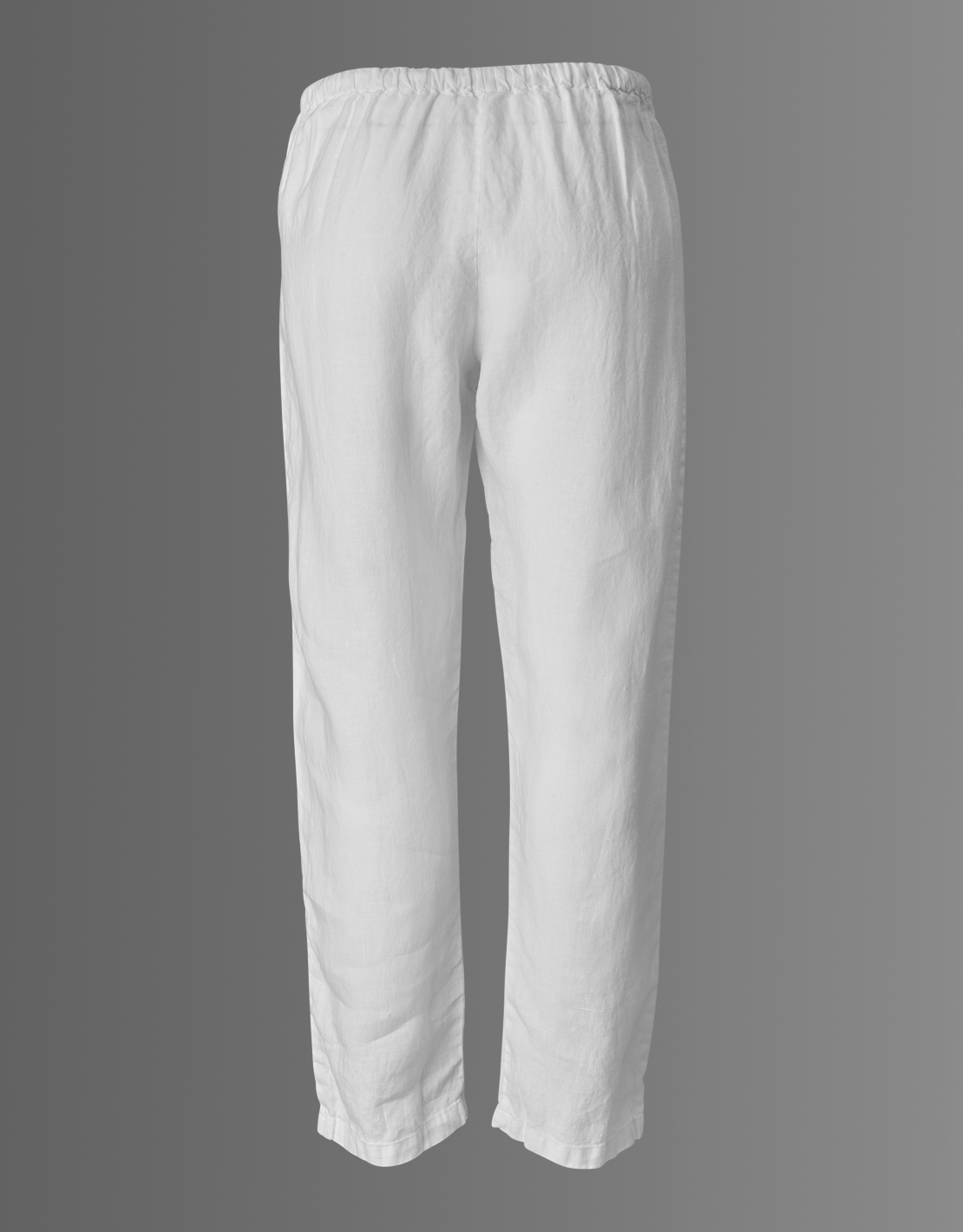 Linnebyxor white linen - Lin Living 1e5a6a3360b97